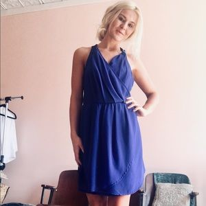 Cals | Navy Blue Dress. NWT